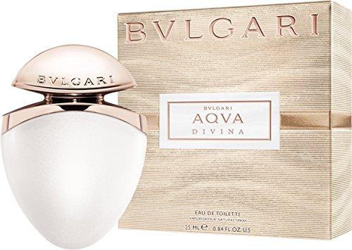 Bvlgari Aqua Divina Eau De Toilettes Spray, 0.85 Ounce