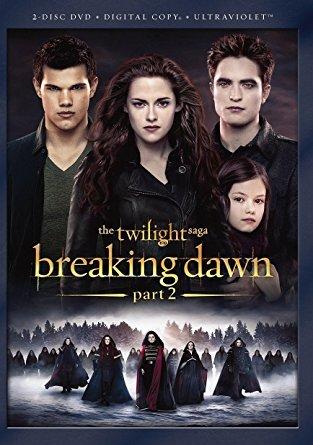 The Twilight Saga: Breaking Dawn Part 2 (DVD + Digital) (Breaking Dawn Part 2 Dvd)