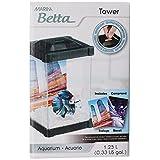 Marina 13466 1.25L Betta Tower Aquarium