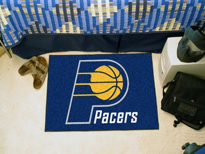 Fan Mats Indiana Pacers Starter Rug, 19
