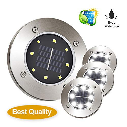 one into Solar Ground Lights Decoration Lights Garden