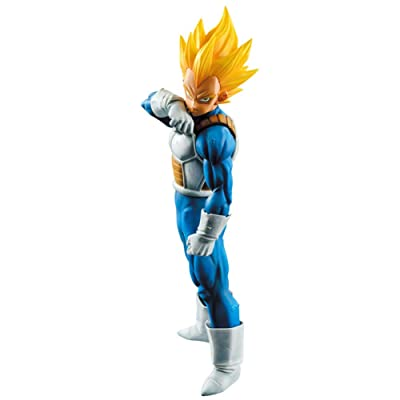 WerNerk Anime Dragon Ball Z Action Figure Super Saiyan Trunks Son Goku Gogeta Vinyl Figure Collectible PVC Figure for Anime Fans(Vegeta, 15cm-1): Home & Kitchen