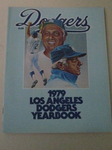 1979 Los Angeles Dodgers Yearbook