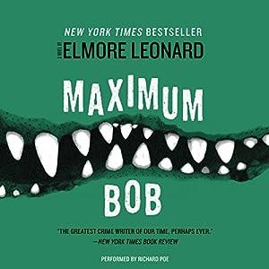 Maximum Bob Audiobook