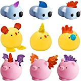 BUNMO Squishies Party Favors for