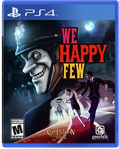 51uf0UlvfeL - We Happy Few - PlayStation 4