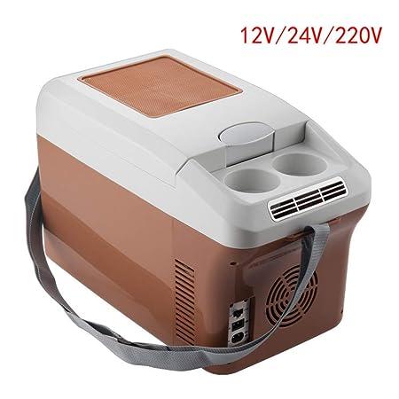 Coche Mini refrigerador, 15l portátil, Coche eléctrico más Fresco ...