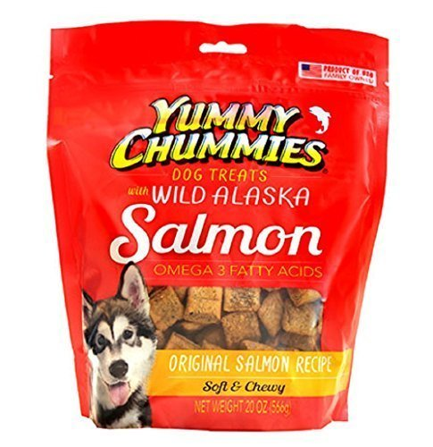 Arctic Paws, Yummy Chummies Case of (6) 2.5 Lb Bags, Original