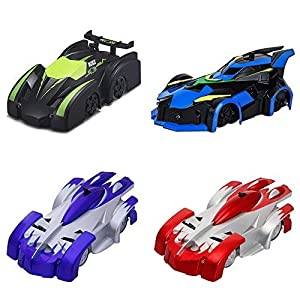 Rabing Remote Control, Rechargable Racing 2.4GHz High Speed Stunt Vehicle for Kids Rc Car (One PCS,Color Random, Multi…