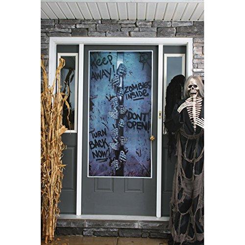 Fun World - Zombie Door Cover Breakout - Standard ()