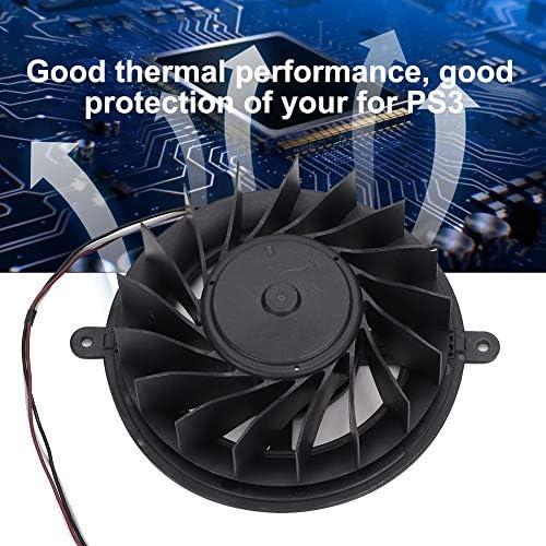 Ventilador de enfriamiento Incorporado de reemplazo para PS3 ...