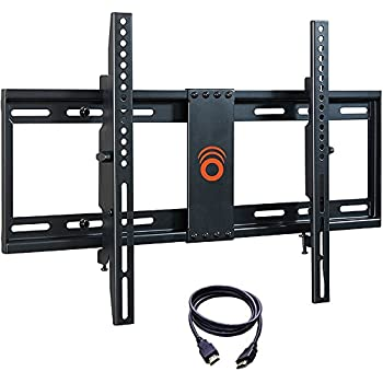 videosecu low profile tv wall mount bracket for most 32 75 lcd led plasma hdtv. Black Bedroom Furniture Sets. Home Design Ideas