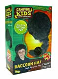 Insect Lore Campfire Raccoon Hat
