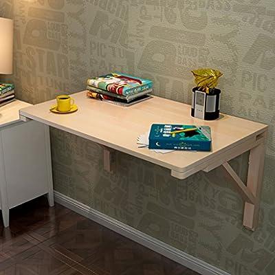 LTJTVFXQ-shelf Muebles Mesa de Bar Mesa Alta contra la Pared Mesa ...