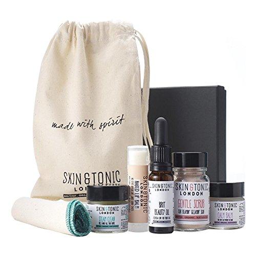 Skin & Tonic London Travel Kit - スキン&トニックロンドン旅行キット [並行輸入品] B071DP5G3Z