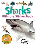 Best DK CHILDREN Books 5 Year Olds - Ultimate Sticker Book: Sharks Review