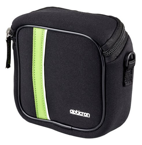 Opticron Universal Compact Binocular/Camera Case - Soft Neoprene. Internal Dimensions 4.3x4.5x2.1 inches by Opticron