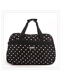Travel Holdall Bags Weekend Getaway Waterproof Women's Duffle Handbag Overnighter