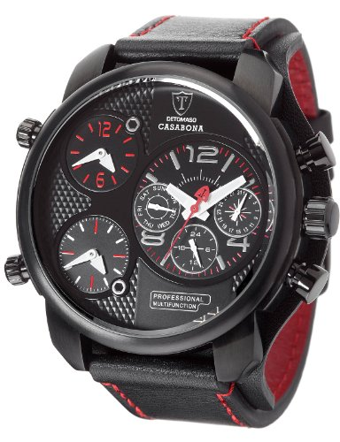 detomaso-mens-casabona-xxl-multifunction-trend-schwarz-schwarz-quartz-stainless-steel-and-leather-ca