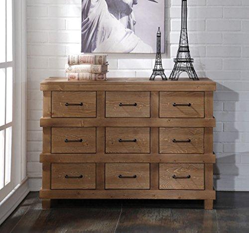 ACME Furniture 30614 Adams Dresser, Antique Oak