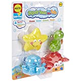 : ALEX Toys Rub a Dub Squirters for the Tub - Ocean