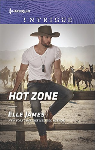 - Hot Zone: A Suspenseful Story in Wild Wyoming (Ballistic Cowboys Book 1713)