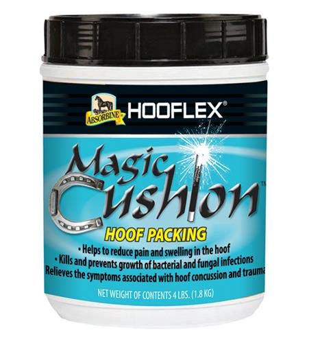 W F YOUNG 068029 Magic Cushion Hoof Packing 4LBS