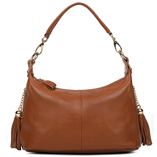 YALUXE Womens Collection Leather Shoulder