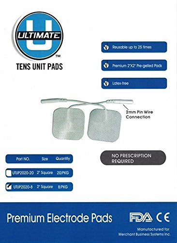 TENS-unit-Pads-2X2-8-pcs-Replacement-TENS-Electrodes-Pads-TENS-Patches-For-Electrotherapy