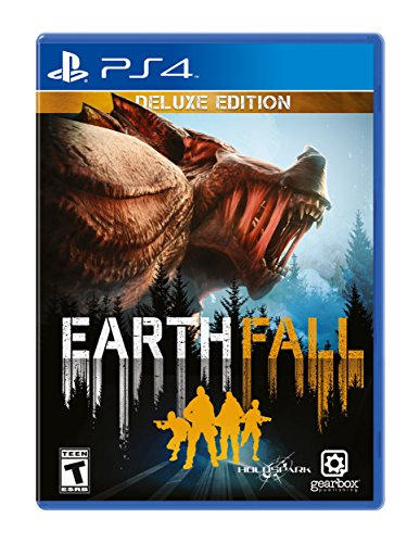 Earthfall: Deluxe Edition - Playstation 4