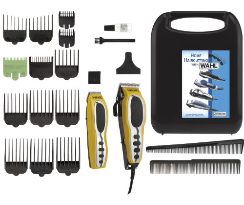 wahl 79520 3101p groom pro total body grooming kit high carbon steel blades. Black Bedroom Furniture Sets. Home Design Ideas