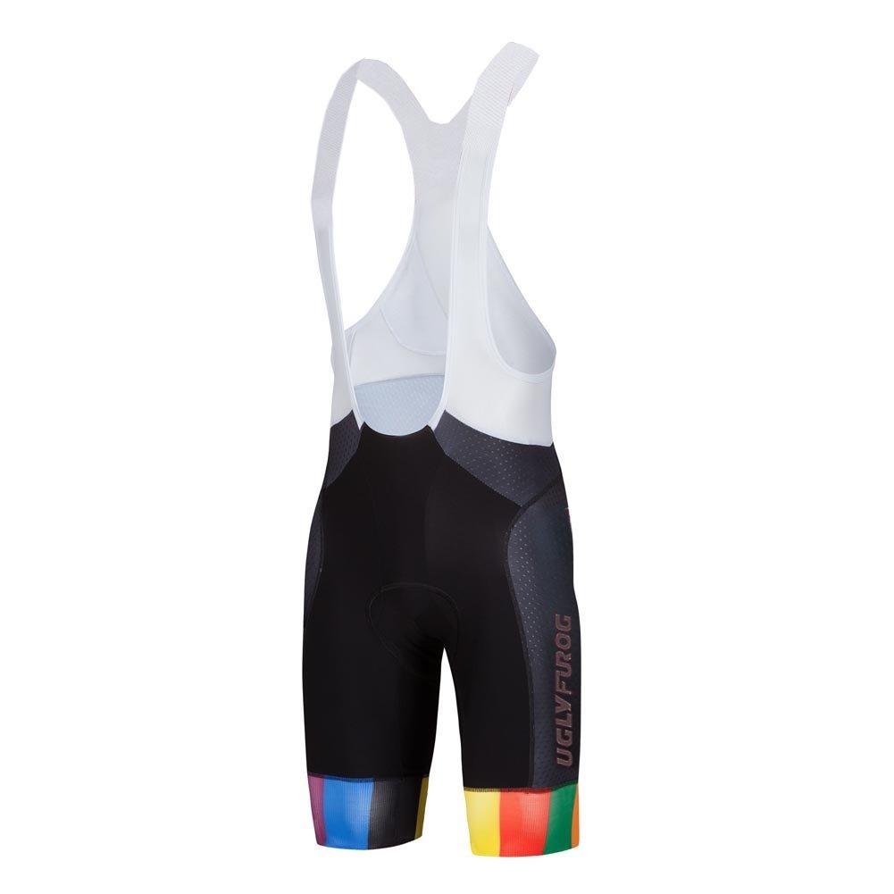 Uglyfrog BK05 2016 Neue klassische Herren Outdoor Radfahren Trägerhose Triathlon Bekleidung Trägershorts