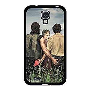 Samsung Galaxy S4 I9500 Mobile Phone Case,Classical The Wolking Dead Pattern Hard Plastic Phone Shell Case The Wolking Dead-zombie blood dead Series
