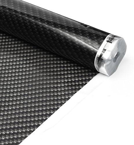 Queenwind 1x3m 炭素繊維パターン水路浸漬フィルム水転写印刷フィルム