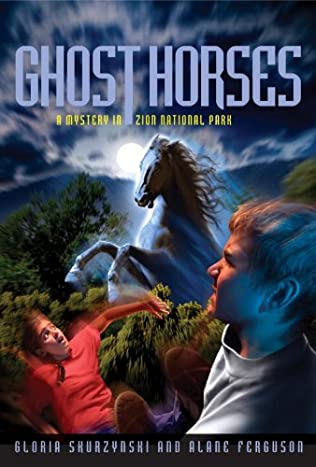 book cover of Ghost Horses