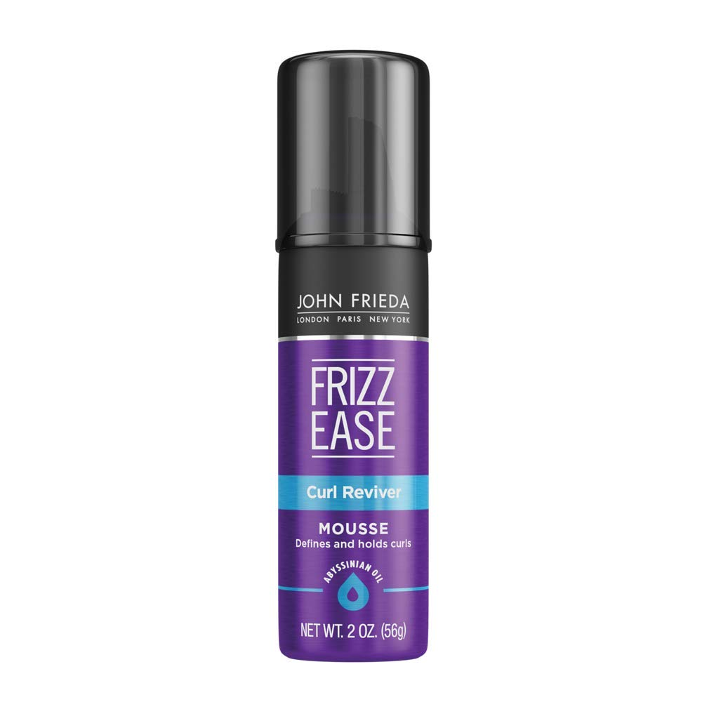John Frieda Frizz Ease Curl Reviver Mousse, 2 Ounce (Pack of 24) by John Frieda