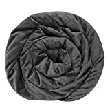 BlanQuil Quilted Weighted Blanket W/Removable
