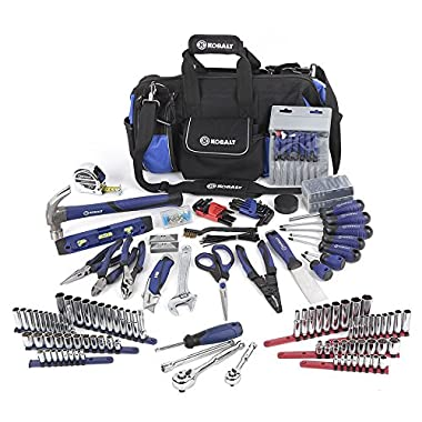 Kobalt 230-Piece Household Tool Set with Soft Case #0538864