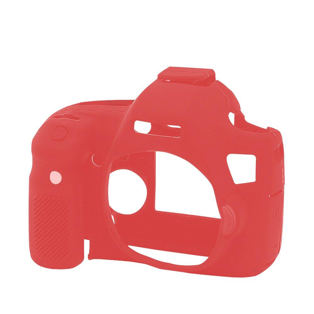 easyCover ECC6DR Canon 6D Case, Red