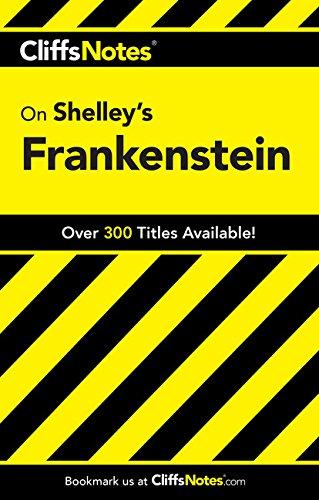 CliffsNotes on Shelley's Frankenstein (Cliffsnotes Literature Guides)