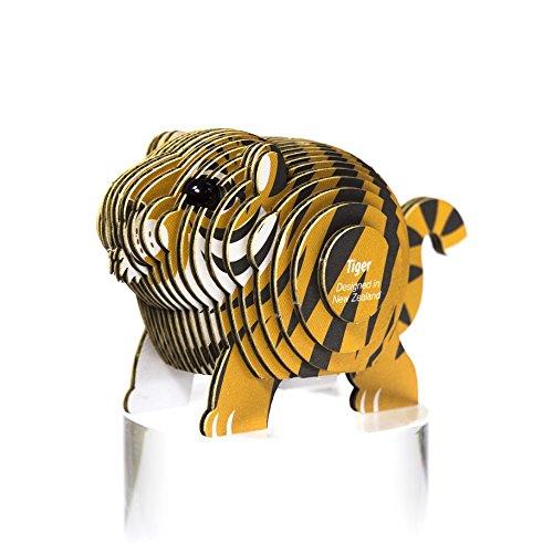 Dodoland 61123 Eugy Tiger 3D Puzzle