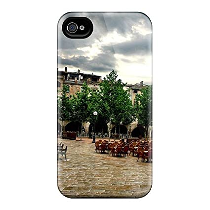 Amazon.com: For Iphone 4/4s Protector Case Girona Phone ...