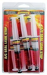 TSI Supercool 27989 Seal Leak Stop Syringe, 0.25 oz, 6 Pack (Clamshell Packaging)
