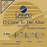 O Come To The Altar [Accompaniment/Performance Track]
