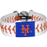 GameWear MLB New York Mets Authentic Baseball Bracelet