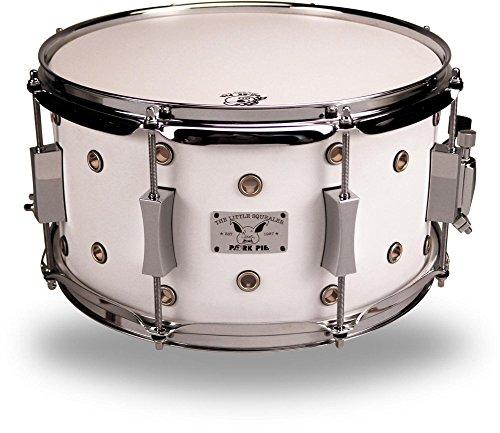 Pork Pie Little Squealer Maple/Birch Vented Snare Drum 13...