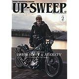 UP SWEEP 2018年2月号 小さい表紙画像