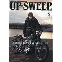 UP SWEEP 表紙画像
