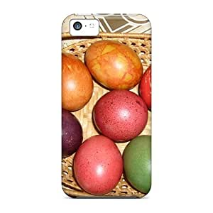 Diy iphone 5 5s case Awesome Colourful Easter Flip Case With Fashion Design For iPhone 5 5S