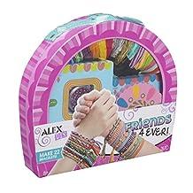 ALEX Toys - Do-it-Yourself Wear! Friends 4 Ever -Jewelry 737WX